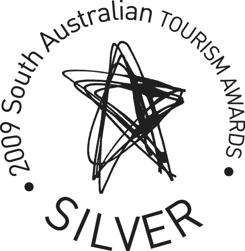 2009 Winner Silver SA Tourism Awards