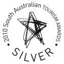 2010 Winner Silver SA Tourism Awards